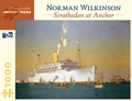 Norman Wilkinson: Stratheden at Anchor 1,000-piece Jigsaw Puzzle