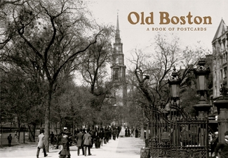 Old Boston Book of Postcards