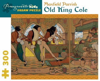 Old King Cole 300-piece Jigsaw Puzzle