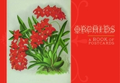 Orchids Book of Postcards