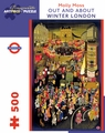 Out and About: Winter London 500-piece Jigsaw Puzzle