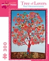 Paul Heussenstamm: Tree of Lovers 300-piece Jigsaw Puzzle