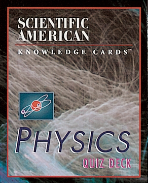 Physics Knowledge Cards