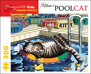 PoolCat 300-piece Jigsaw Puzzle