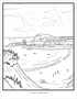 Railroad Posters of Ireland Coloring Book