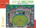 Ralph Fasanella: Night Game—Yankee Stadium 1,000-piece Jigsaw Puzzle