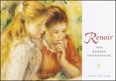 Renoir Book of Postcards