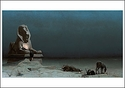 Rest on the Flight into Egypt Notecard