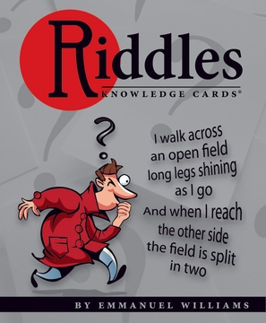 Riddles Knowledge Card Deck