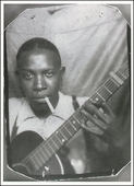 Robert Johnson Postcard