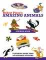 Robert Pizzo's Amazing Animals Sticker Book