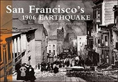 San Francisco's 1906 Earthquake Book of Postcards