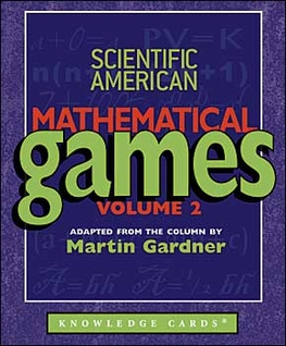 Scientific American Mathematical Games, Volume 2 Knowledge Cards