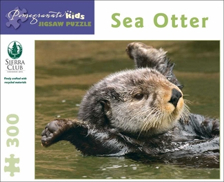 Sea Otter Jigsaw Puzzle