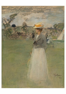 Sir James Guthrie Boxed Notecards