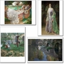 Sir John Lavery Boxed Notecards