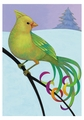 Siri Schillios: Snowbird Holiday Cards