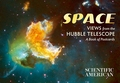 Space: Views from the Hubble Telescope  Book of Postcards
