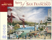 Spirit of San Francisco 1,000-piece Jigsaw Puzzle