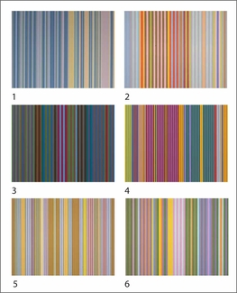 Stripes by Gene Davis Block Puzzle