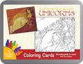 Susan Seddon Boulet: Unicorns Coloring Cards