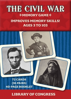 The Civil War Memory Game
