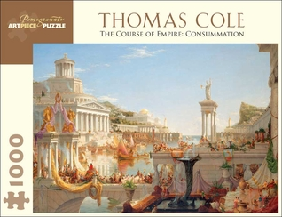 The Course of Empire; Consummation 1,000-piece Jigsaw Puzzle