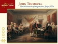 The Declaration of Independence, July 4, 1776 1,000-piece Jigsaw Puzzle
