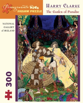 The Garden of Paradise 300-piece Jigsaw Puzzle