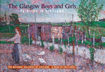 The Glasgow Boys and Girls: Painting in Scotland Book of Postcards