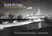 The Golden Gate Bridge: Building  A San Francisco Landmark Book of Postcards