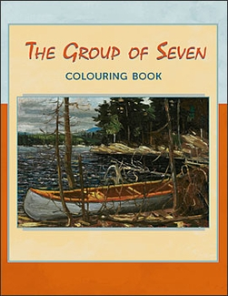 The Group of Seven Coloring Book