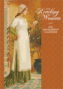 The Reading Woman 2017 Engagement Calendar