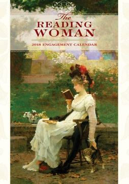 The Reading Woman 2018 Engagement Calendar