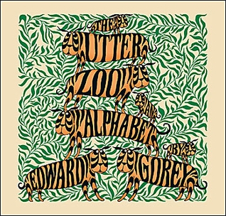 The Utter Zoo: An Alphabet by Edward Gorey
