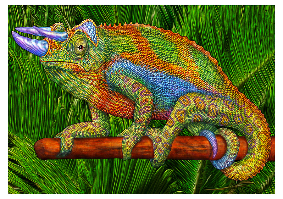 chameleon research paper