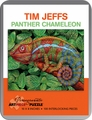 Tim Jeffs: Panther Chameleon 100-Piece Jigsaw Puzzle