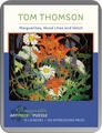 Tom Thomson: Marguerites, Wood Lilies and Vetch 100-piece Jigsaw Puzzle