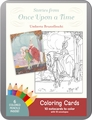 Umberto Brunelleschi: Stories from Once Upon a Time Coloring Cards