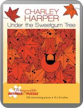 Under the Sweetgum Tree 100-piece Jigsaw Puzzle