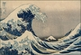 Under the Wave off Kanagawa Magnet