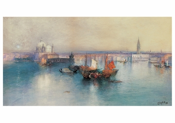 Venice Notecard Folio