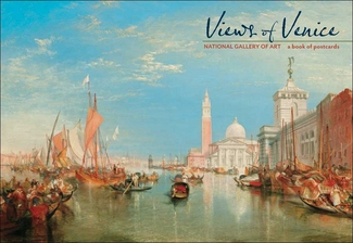 Views of Venice Book of Postcards