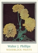 Walter J. Phillips Woodblock Prints Boxed Notecards