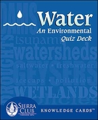 Water: An Environmental Quiz Deck