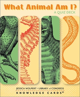 What Animal Am I? Knowledge Cards
