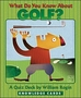 What Do You Know About Golf? Knowledge Cards