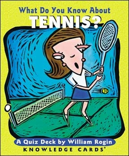 What Do You Know About Tennis? Knowledge Cards