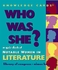 Who Was She? A Quiz Deck of Notable Women in Literature Knowledge Cards