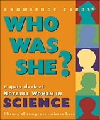 Who Was She? A Quiz Deck of Notable Women in Science